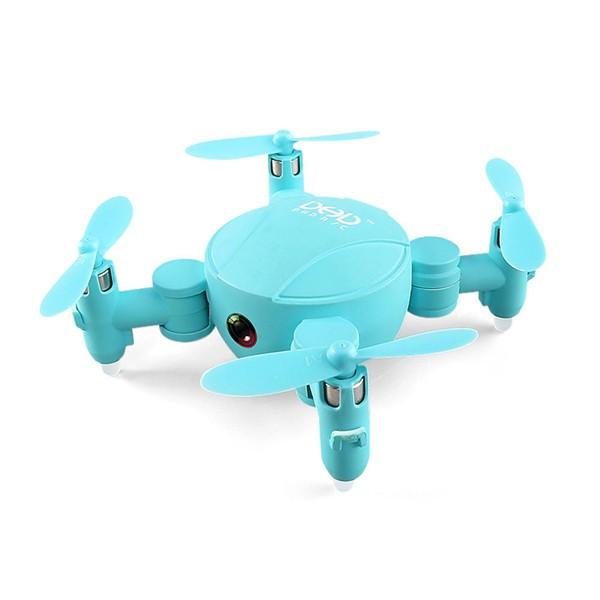 DHD D4 Mini WIFI FPV Pocket Drone With 720P Camera