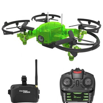 Eachine Q90C Flyingfrog FPV RC Racing Quadcopter