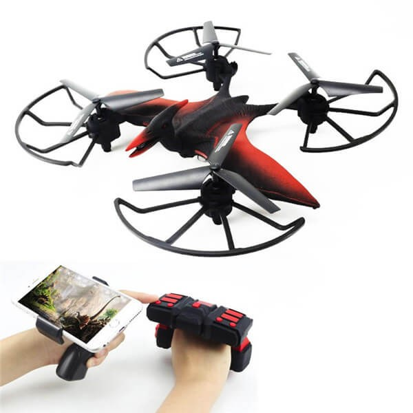 FQ777 FQ19W WIFI FPV Drone With 720P Camera