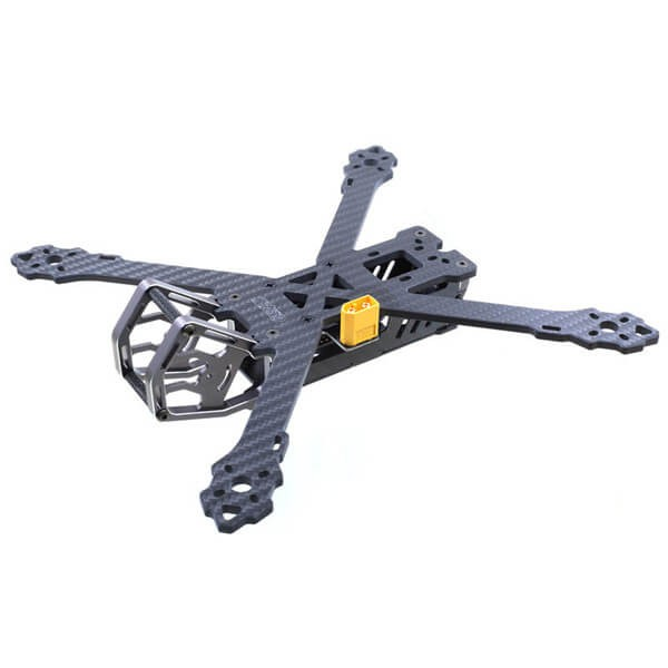 GEPRC GEP-KX5 Elegant 243mm FPV Racing Drone X Frame Kit