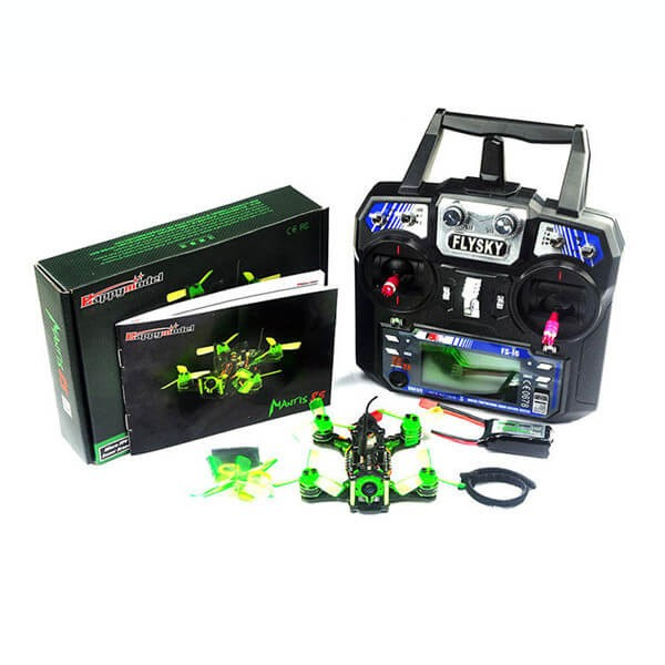 Happymodel Mantis85 85mm 600TVL FPV Racing Drone