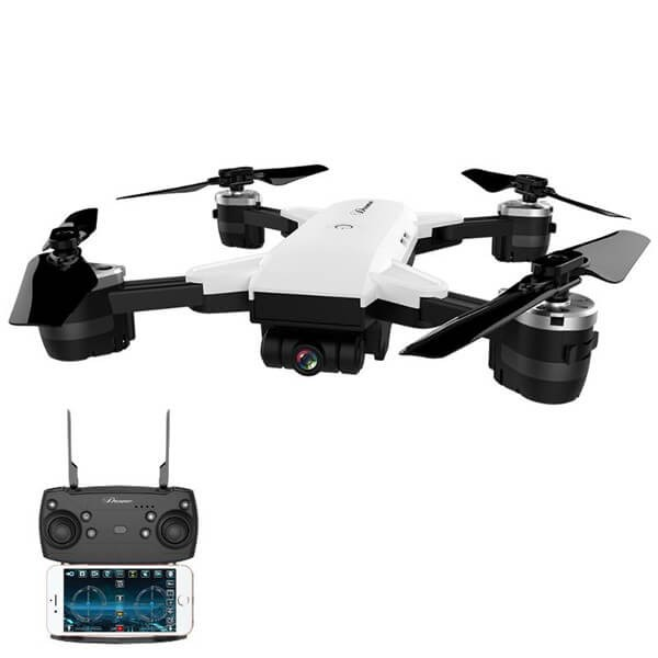JDRC JD-20 WIFI FPV Drone With 2MP Wide Angle Camera