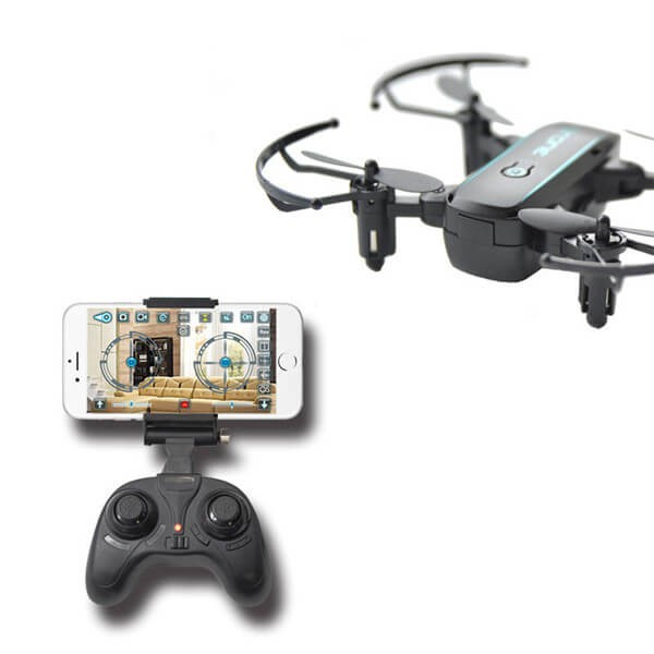 JX 1601HW Mini WIFI FPV Drone With 720P Camera
