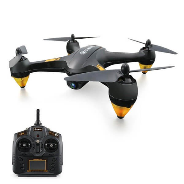 Eachine EX1 Brushless Double GPS WIFI FPV Quadcopter