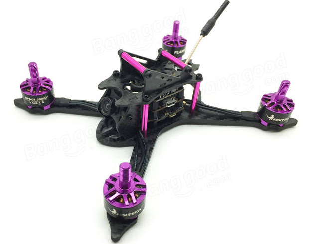 HGLRC XJB 145MM Picture 1 - HGLRC XJB-145MM FPV Racing RC Drone PNP