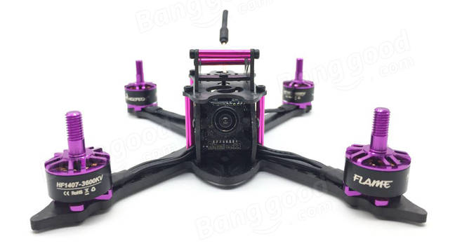 HGLRC XJB 145MM Picture 2 - HGLRC XJB-145MM FPV Racing RC Drone PNP