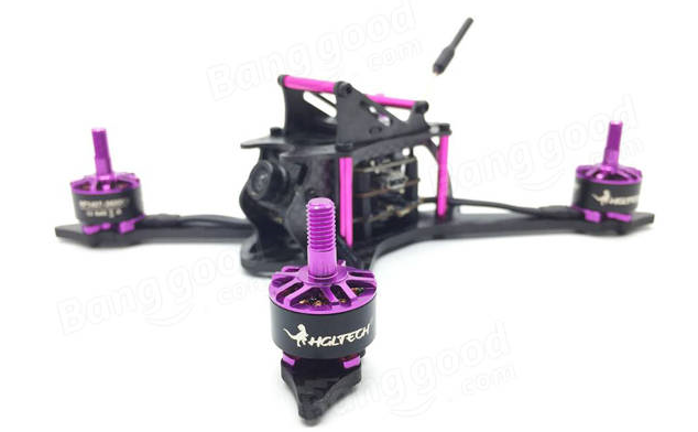HGLRC XJB 145MM Picture 3 - HGLRC XJB-145MM FPV Racing RC Drone PNP