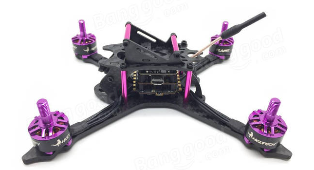 HGLRC XJB 145MM Picture 4 - HGLRC XJB-145MM FPV Racing RC Drone PNP