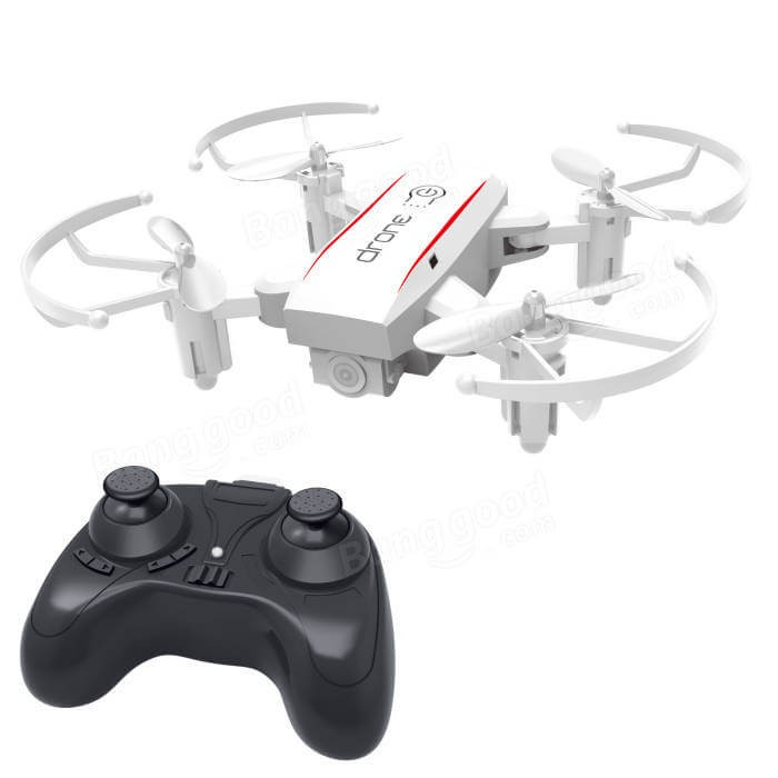 JX 1601 Mini Foldable Arm RC Quadcopter