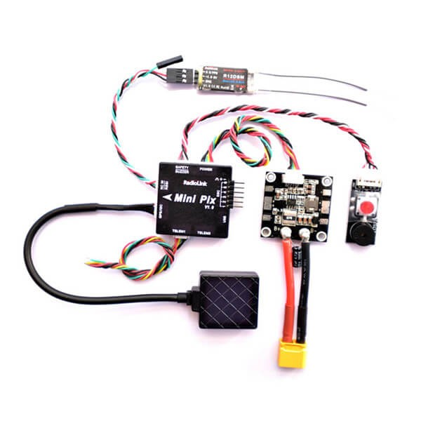 Mini PIX F4 Flight Controller