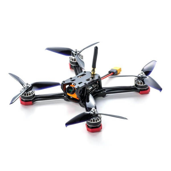TransTec Frog 218 RUNCAM Mini Swift FPV Racer PNP
