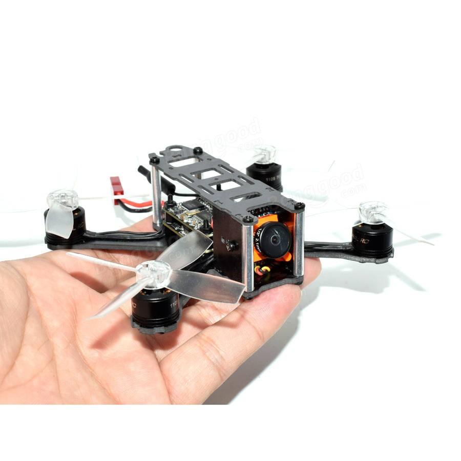 AuroraRC QAV105 105mm 5.8G OMNIBUS F3 FPV Racing RC Drone PNP