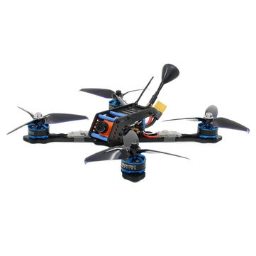 SPC Maker 220AR 220mm RC FPV Racing Drone BNF