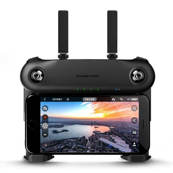 Wingsland R6 Switchable Mode Foldable Transmitter
