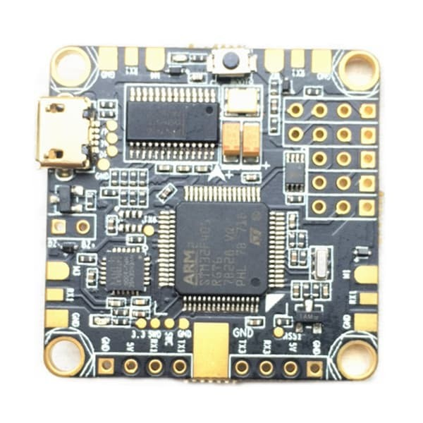 Betaflight F4 Flight Controller Built-in OSD BEC PDB