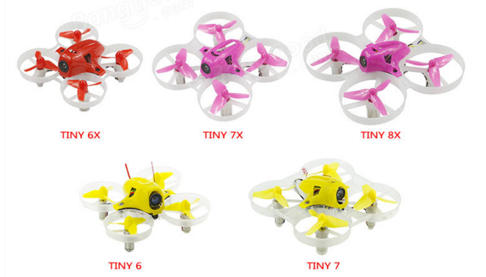 LDARC TINY 8X 1 - LDARC TINY 8X 85mm FPV RC Quadcopter