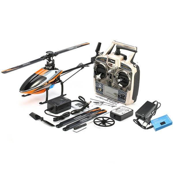WLtoys V950 2.4G 6CH 3D6G RC Helicopter RTF