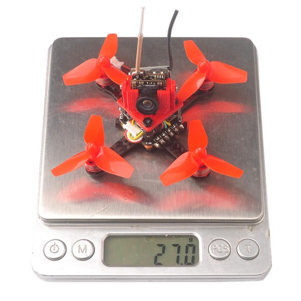 Cute66 5.8G 66mm Wheelbase Teeny F4 FPV Racing Drone