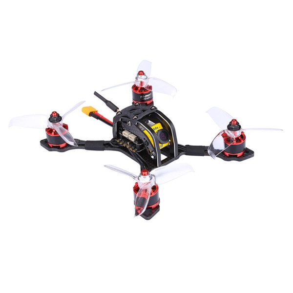 TransTEC Lightning Mini 142mm FPV Racing Drone PNP