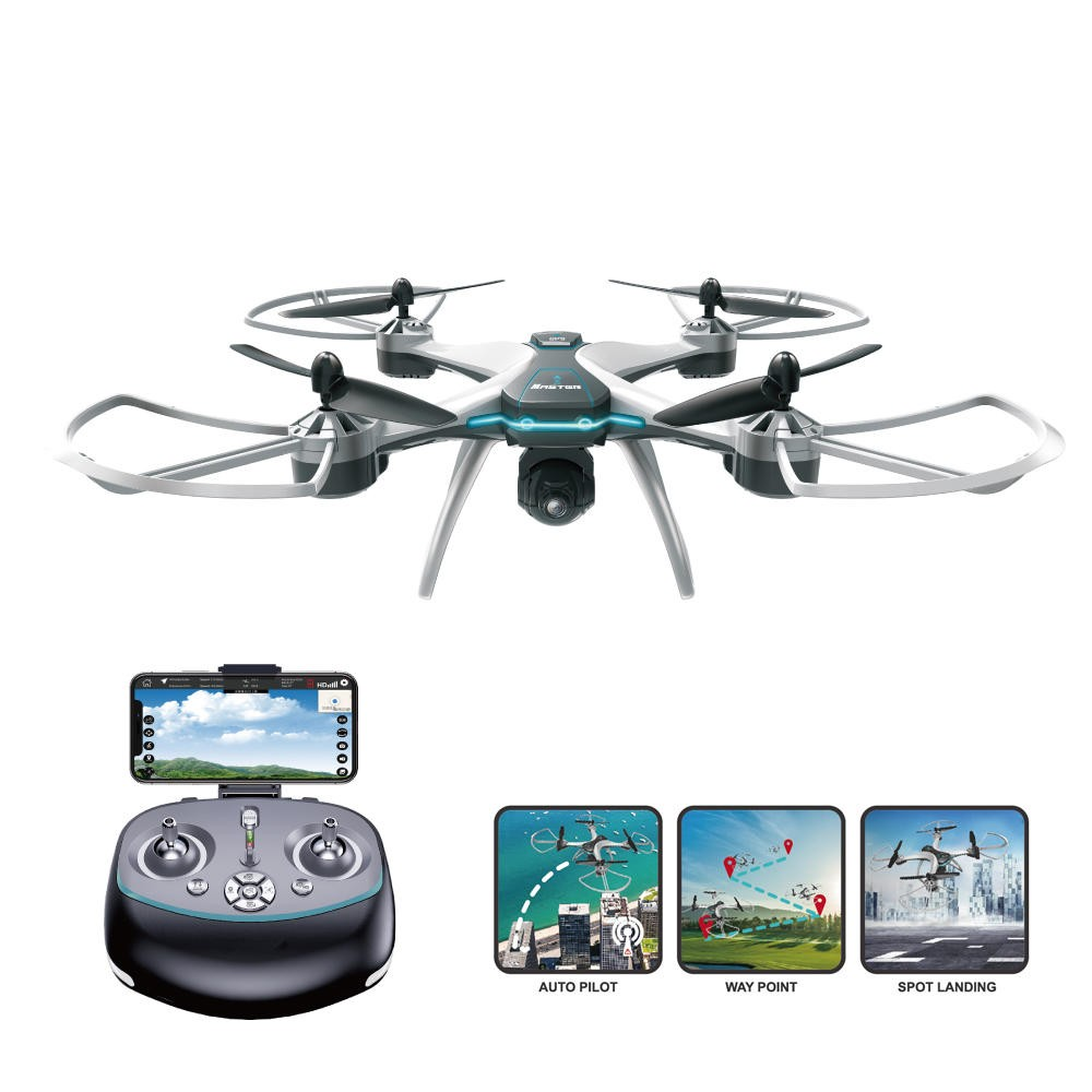 FX-8G GPS WiFi FPV Quadcopter with 720P/1080P HD Camera