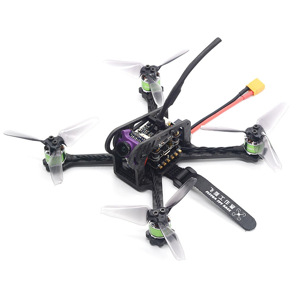 FlyFox Small Fox 135mm 3 Inch FPV Racing Drone