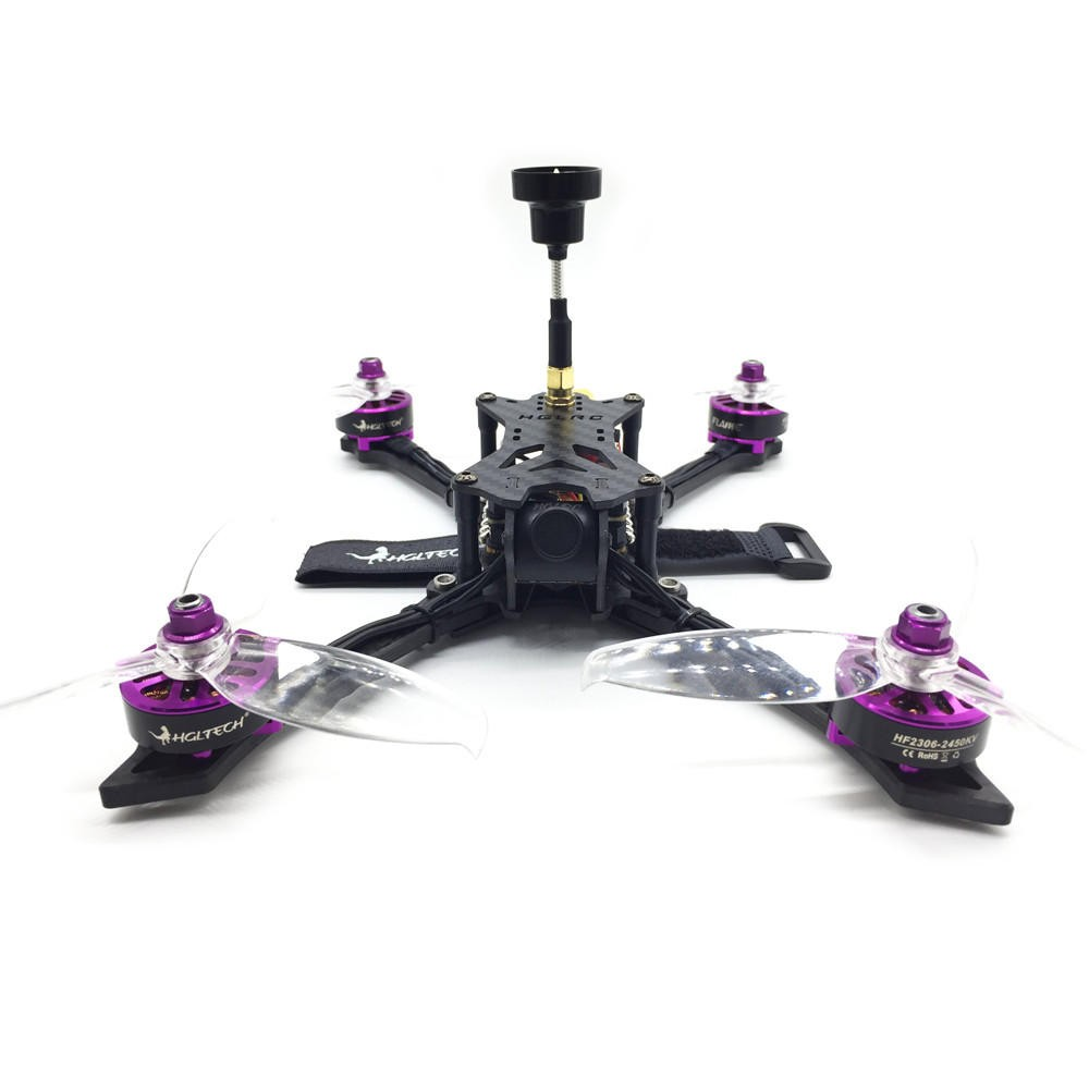 HGLRC Batman220 220mm Airbus F4 OSD FPV Racing Drone