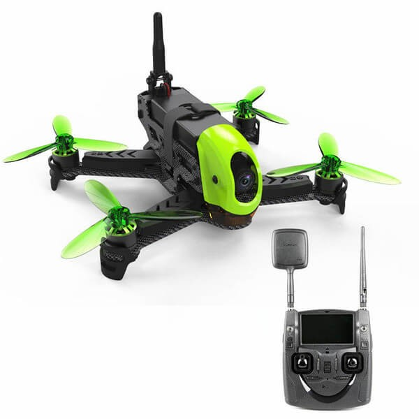 Hubsan H123D X4 JET 5.8G FPV Brushless Racing Drone
