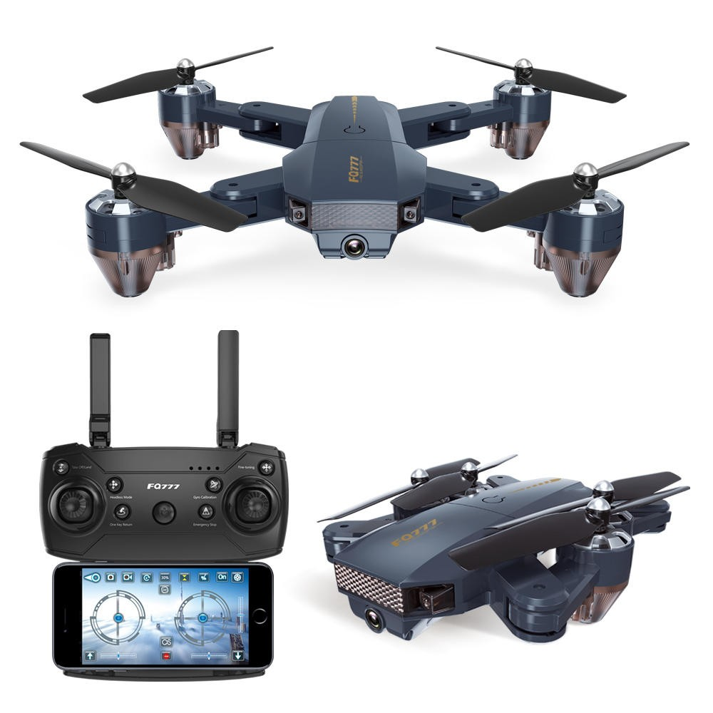 FQ777 FQ35 WiFi FPV 720P HD Camera Quadcopter RTF