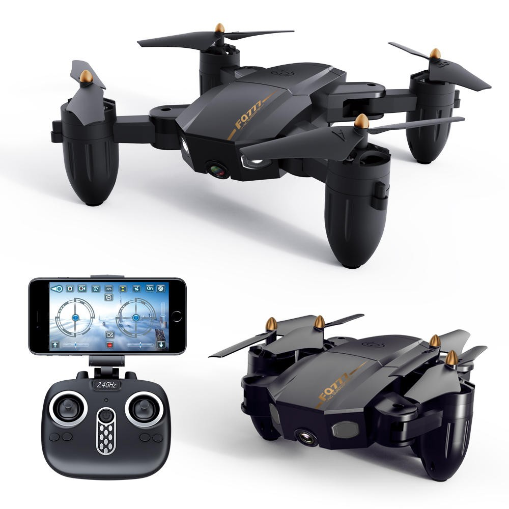 FQ777 FQ36 Mini WiFi FPV 720P HD Camera Quadcopter RTF