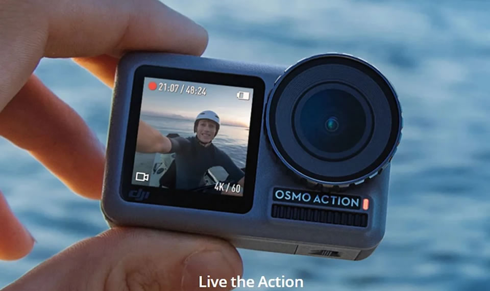 DJI-Osmo-Action-Dual-Screen-Camera-4K-HDR-Video-Camera
