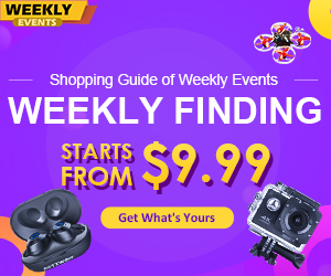 banggood weekly finding