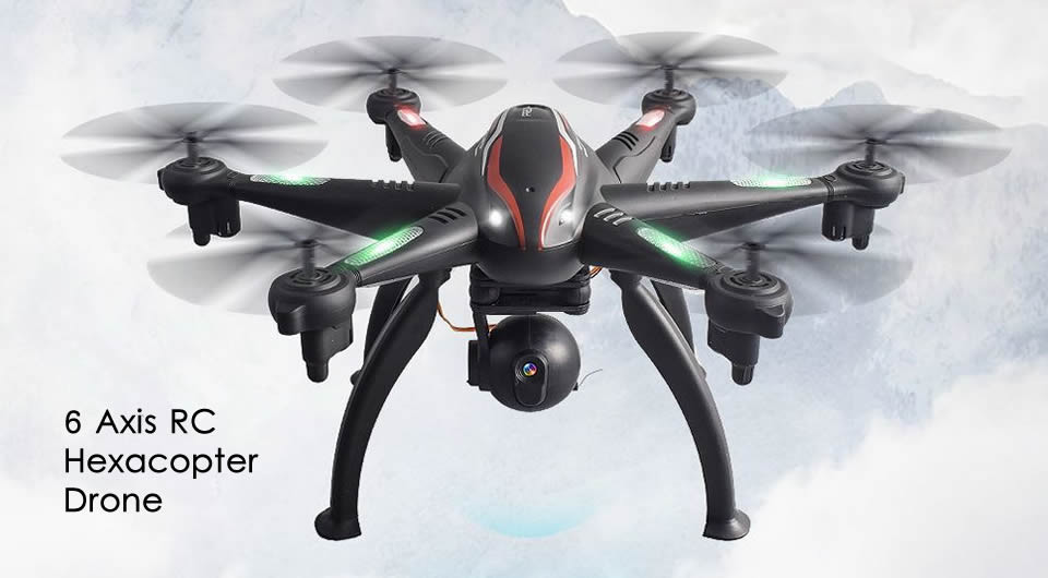 6-Axis-RC-Hexacopter-Drone