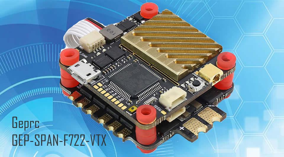Geprc-GEP-SPAN-F722-VTX