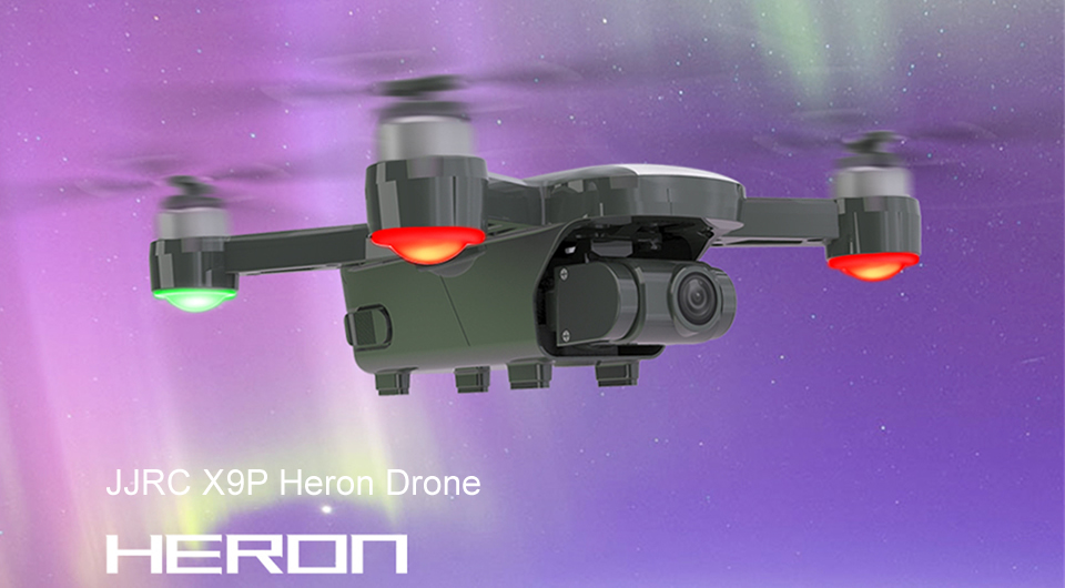 JJRC-X9P-Heron