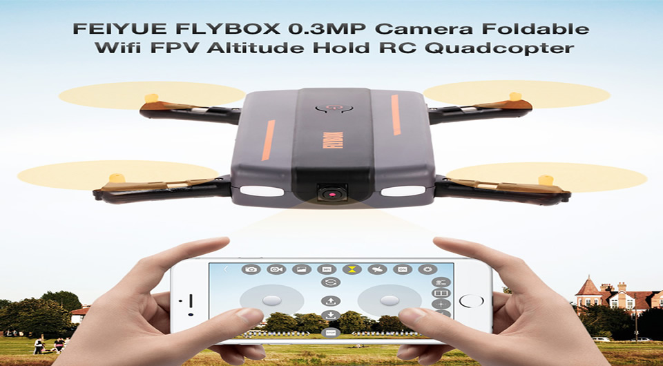 FEIYUE-FLYBOX-RC-Quadcopter