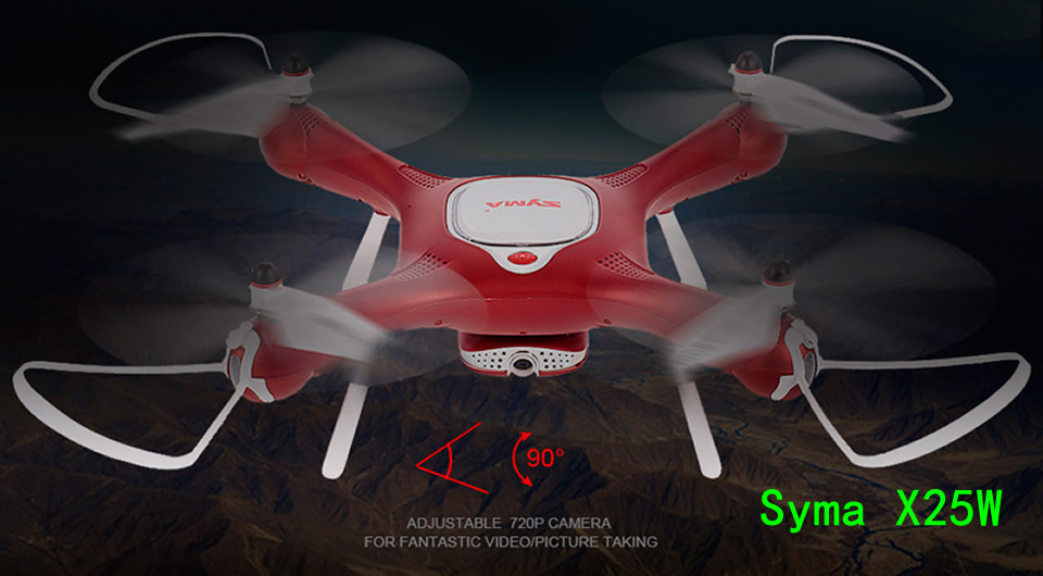 Syma-X25W-RC-Quadcopter-RTF