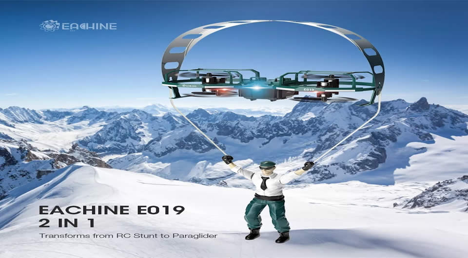 eachine-e019-2-axis-rc-quadcopter-rtf-green