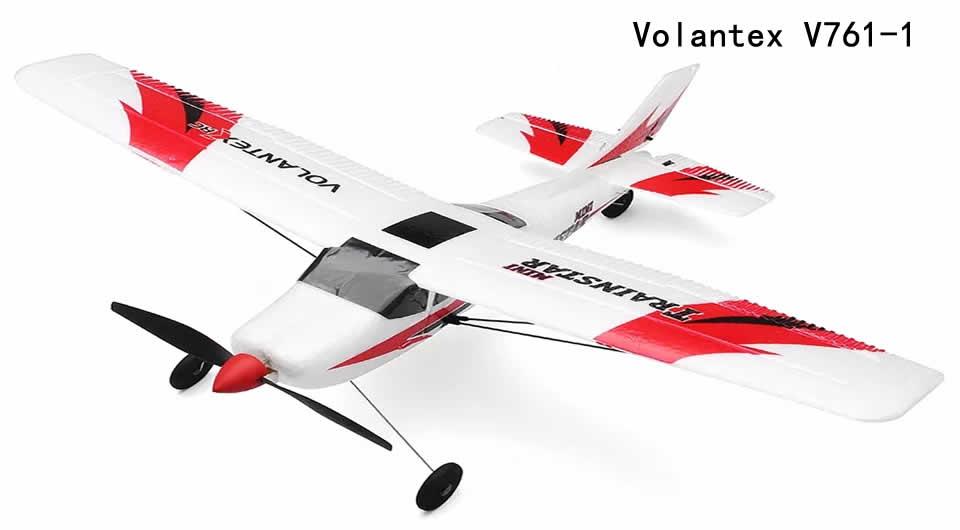 volantex v761 1 rc airplane rtf - Volantex V761-1 RC Airplane RTF