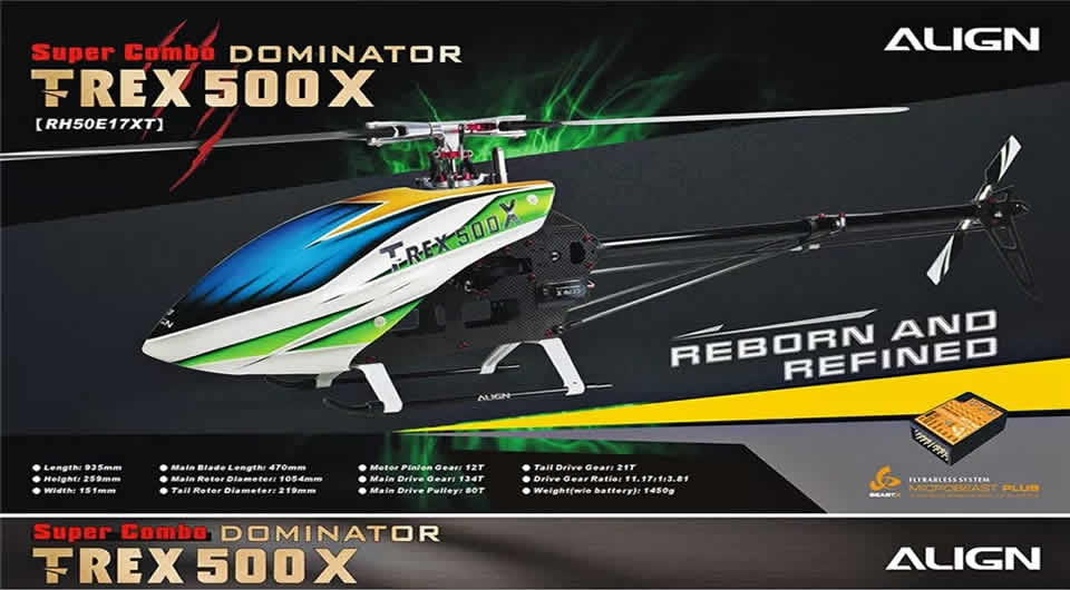 align-t-rex-500x-dominator-rc-helicopter