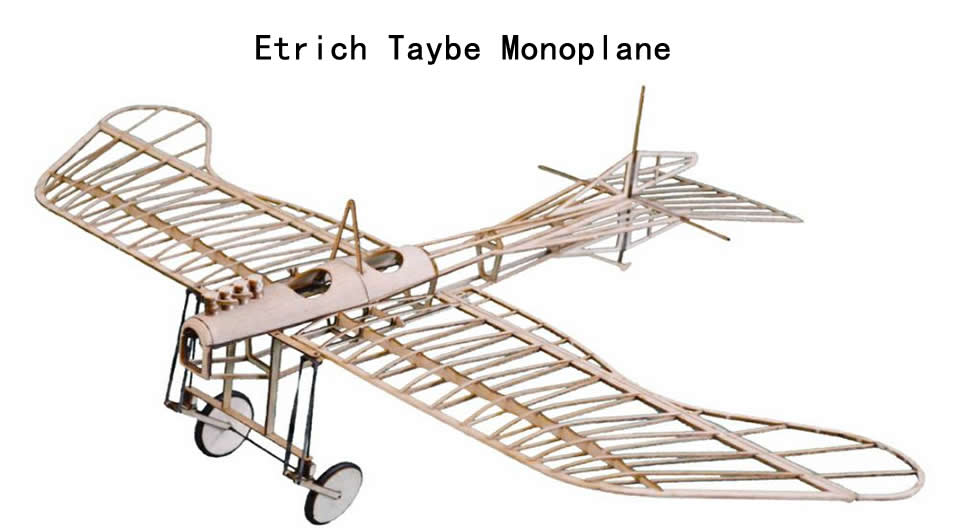 etrich-taybe-monoplane