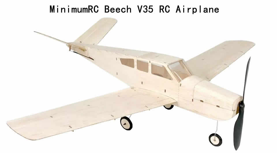 minimumrc-beech-v35-rc-airplane