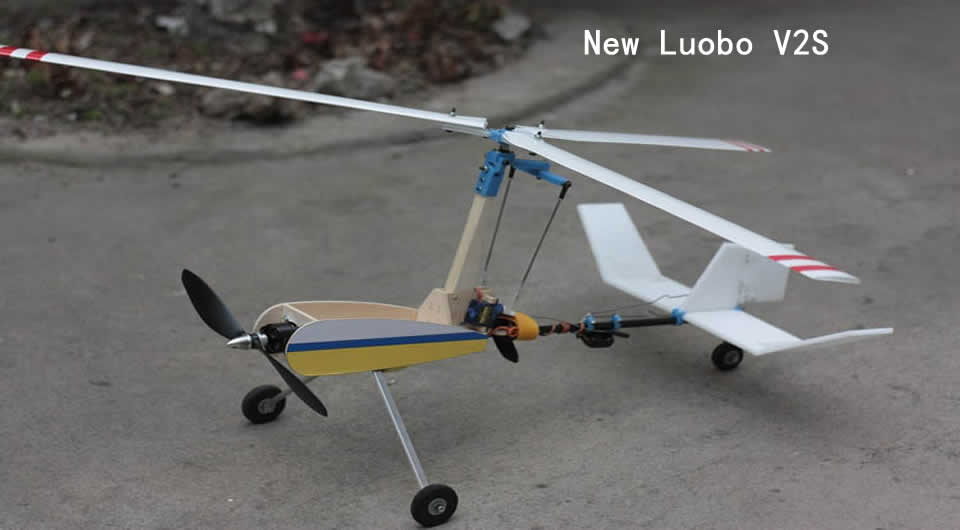 new-luobo-v2s-rc-airplane