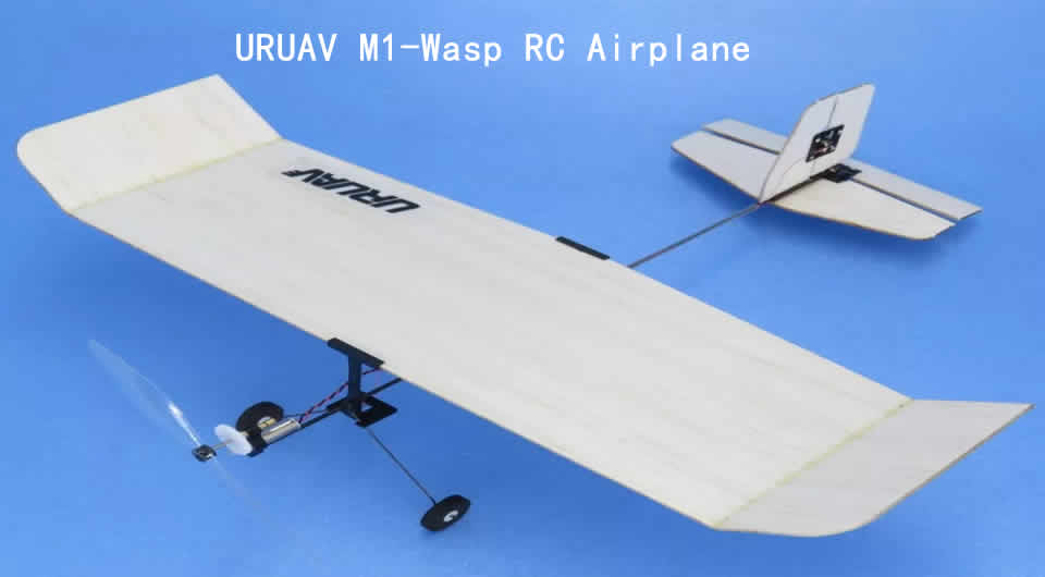 uruav-m1-wasp-rc-airplane
