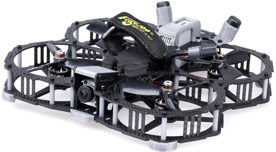 Flywoo-Naked-Chasers-HD-3-Racing-Drone