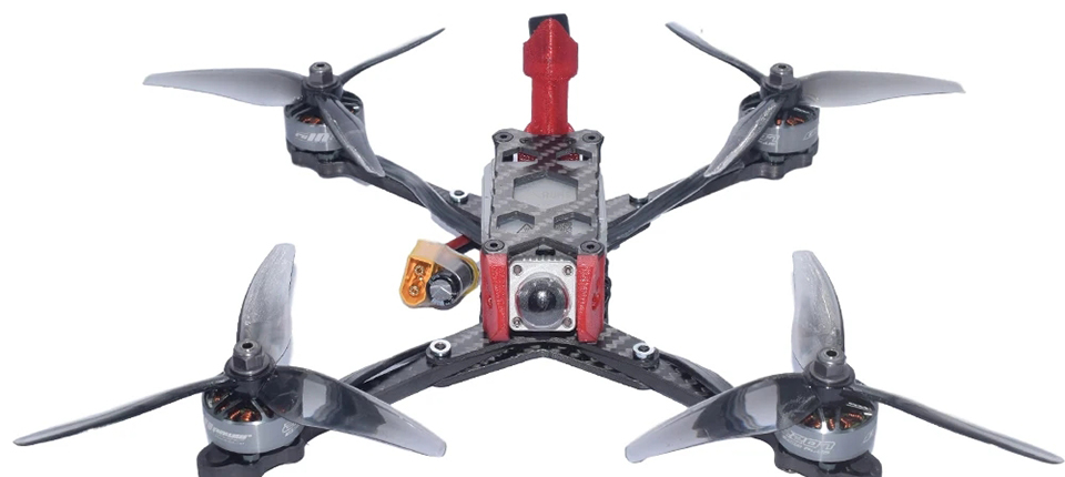 SENT5-FPV-Racing-Drone