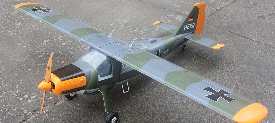 TAFT-DORNIER-DO27-RC-Airplane