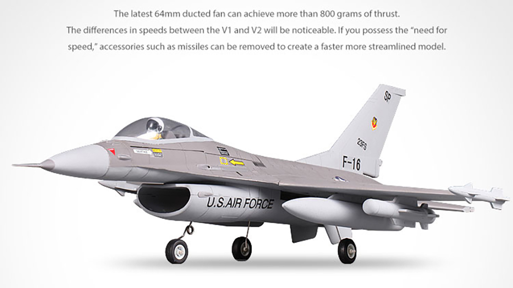 FMS F 16 RC Airplane - FMS F-16 RC Airplane