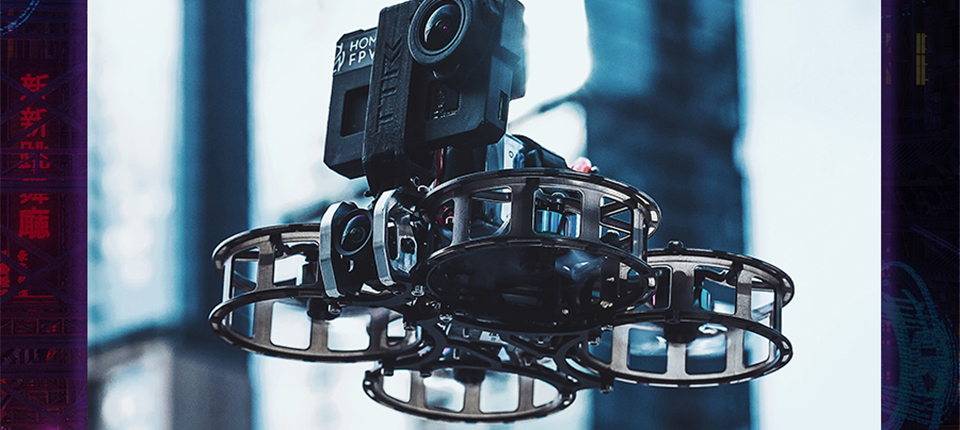 HOMFPV-Micron 2 -FPV-Racing-Drone