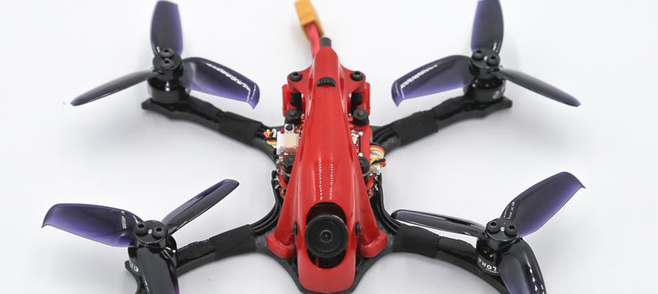 SKYZONE ATOMRC Dodo D135 FPV Racing Drone