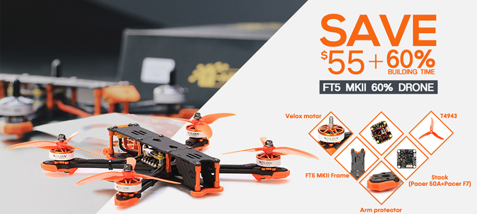 T-Motor-FT5-FPV-Racing-Drone